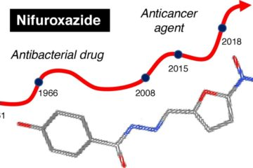 Bailly, C. Toward a repositioning of the antibacterial drug nifuroxazide for cancer treatment, Drug Discovery Today (2019)